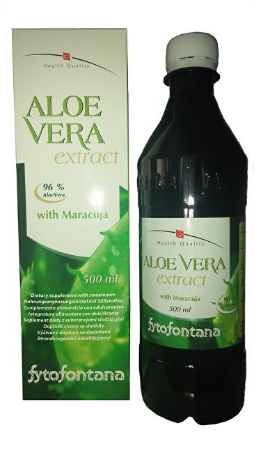 Zobrazit detail výrobku Herb Pharma Aloe Vera extrakt 500 ml