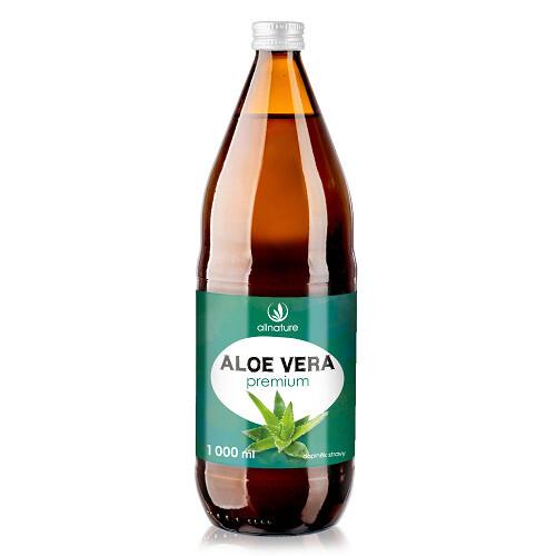 Zobrazit detail výrobku Allnature Aloe Vera Premium šťáva 1000 ml