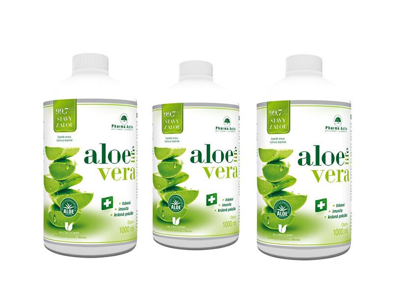 Zobrazit detail výrobku Pharma Activ AloeVeraLife 1000 ml 2+1