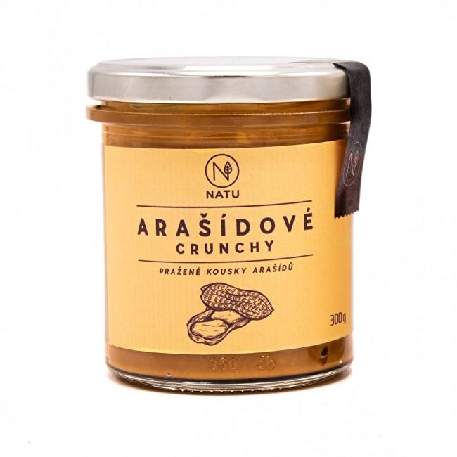 Arašídový krém crunchy 300 g