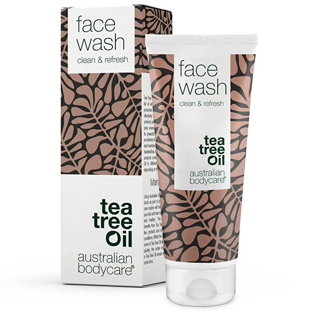 Zobrazit detail výrobku Australian Bodycare Australian Bodycare Face Wash 100 ml