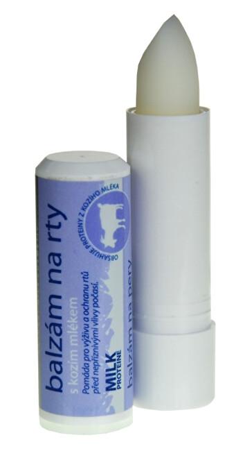 Vivapharm Balzám na rty s kozím mlékem 4,2 g - tyčinka