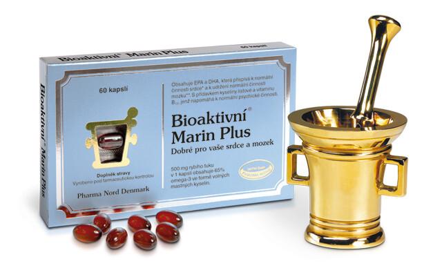 Pharma Nord Bioaktívne Marin Plus 60 kapsúl