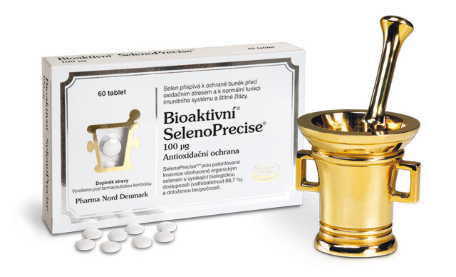 Pharma Nord Bioaktivní SelenoPrecise 100 mcg 60 tablet