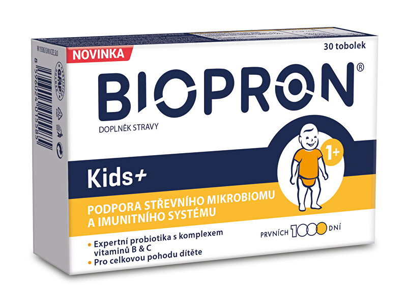 Biopron Kids+ 30 cps