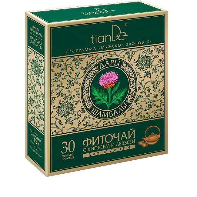 Zobrazit detail výrobku tianDe Bylinná směs s vrbovkou a maralím kořenem pro muže 30 sáčků