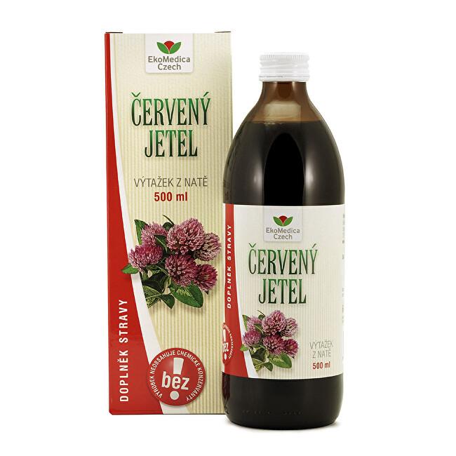 Zobrazit detail výrobku EkoMedica Czech Červený jetel 500 ml