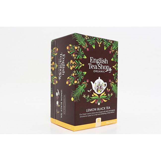 Zobrazit detail výrobku English Tea Shop Citron s černým čajem 20 sáčků