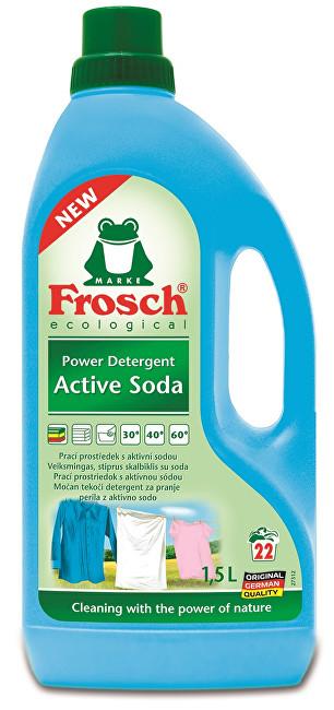 Zobrazit detail výrobku Frosch EKO Prací prostředek s aktivní sodou 1500 ml