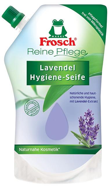 Zobrazit detail výrobku Frosch EKO Tekuté mýdlo Levandule - náhradní náplň 500 ml