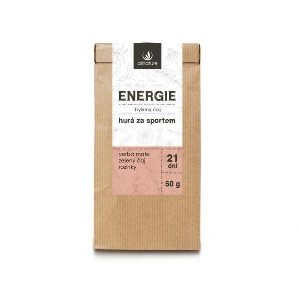 Zobrazit detail výrobku Allnature Energie Bylinný čaj 50 g