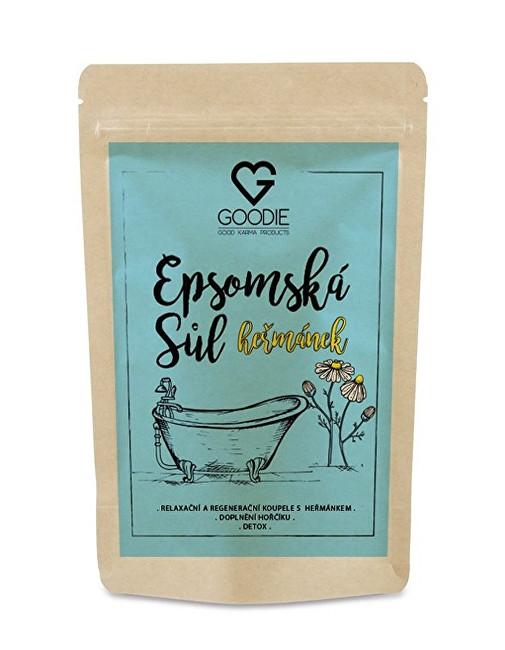 Zobrazit detail výrobku Goodie Epsomská sůl s heřmánkem 250 g