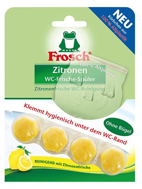 Frosch Frosch EKO WC blok Citrón 42g