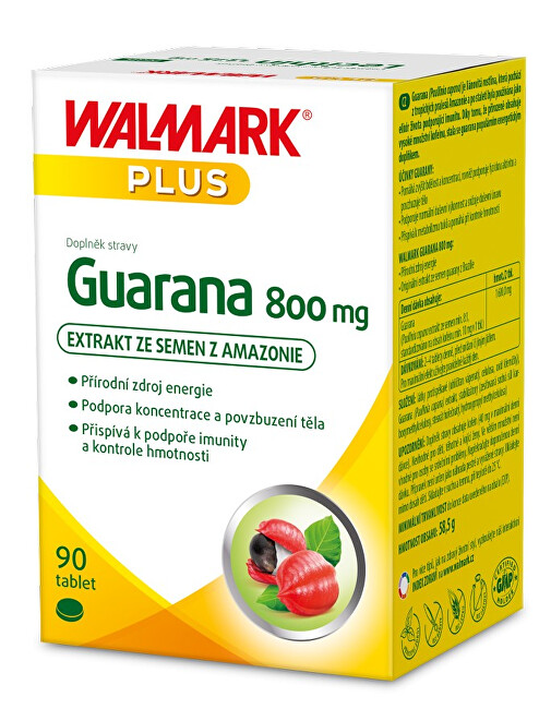 Guarana 800 mg 90 tbl.
