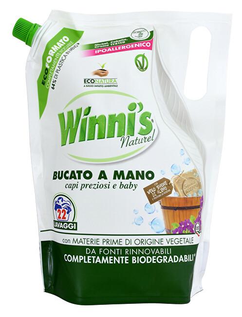 Bucato a Mano hypoalergenní prací gel s přírodním mýdlem 814 ml