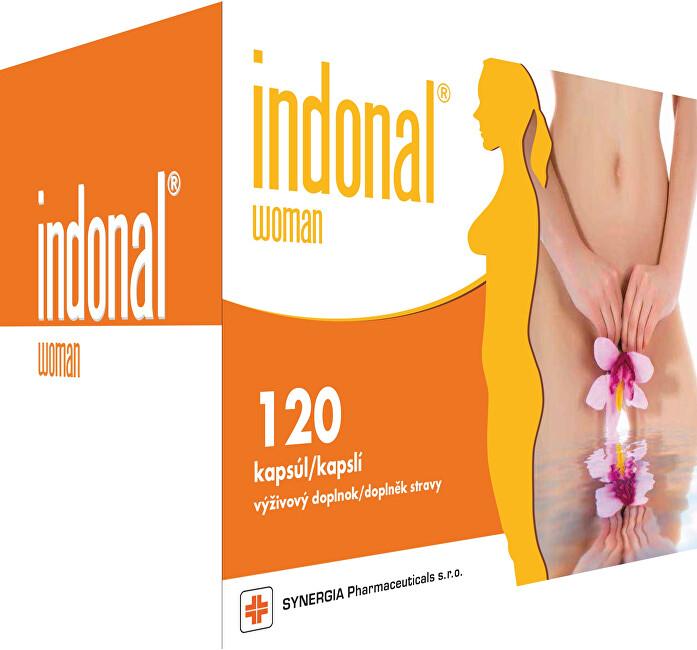 Zobrazit detail výrobku Synergia Indonal Woman 120 kapslí