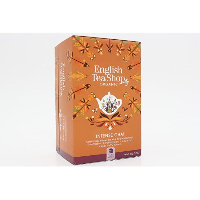 Zobrazit detail výrobku English Tea Shop Intenzivní Chai 20 sáčků