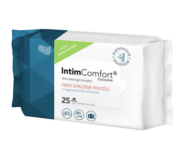 Zobrazit detail výrobku HMH IntimComfort Intim Comfort 25 kapesníčků anti-intertrigo pack