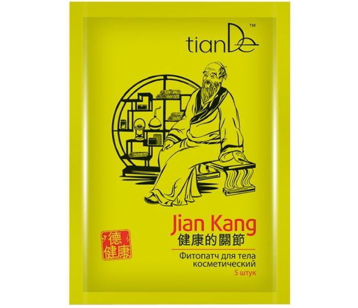 Zobrazit detail výrobku tianDe Jian Kang fytonáplast 5 ks