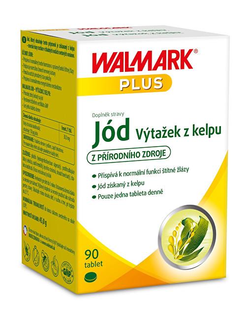 Walmark Jód z Kelpu 90 tbl.