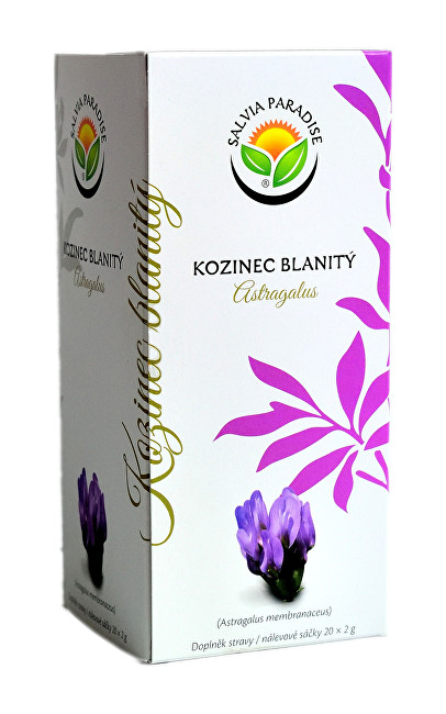 Zobrazit detail výrobku Salvia Paradise Kozinec blanitý n. s. 20 x 2 g