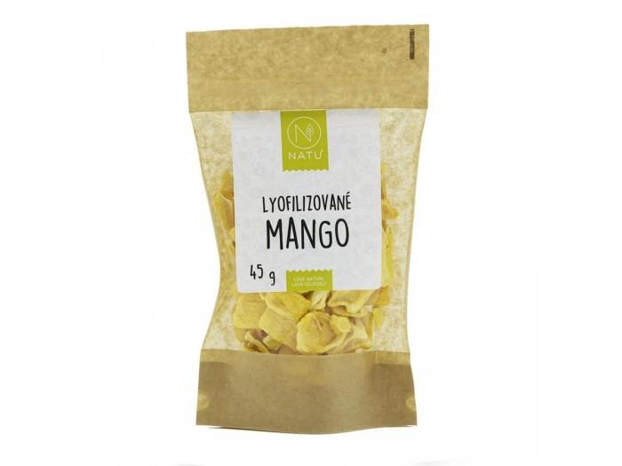 Lyofilizované mango 45 g