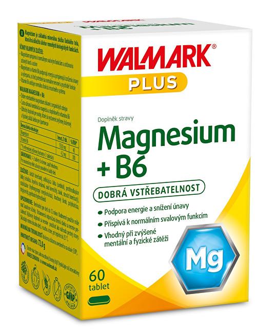 Magnesium+B6 60 tbl.