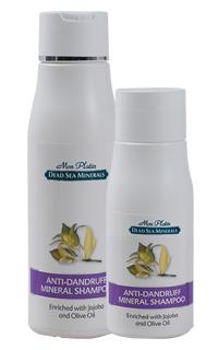 Minerální šampon aktivní proti lupům 500 ml