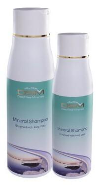 Minerální šampon s aloe vera 500 ml