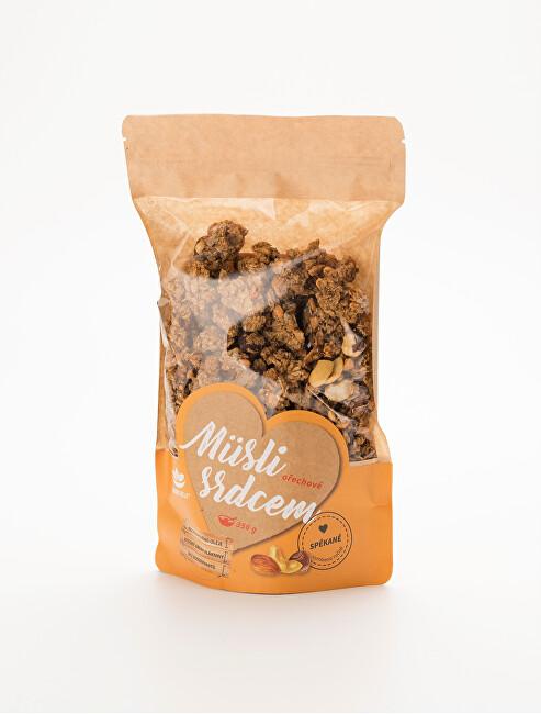 Zobrazit detail výrobku Topnatur Müsli Ořechové  350 g