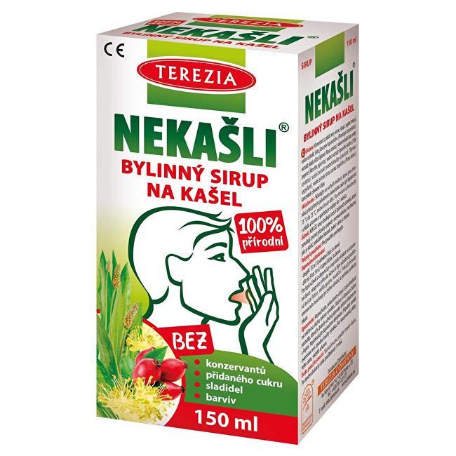Zobrazit detail výrobku Terezia Company NEKAŠLI bylinný sirup na kašel 150 ml