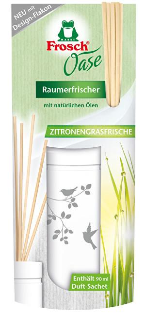 Zobrazit detail výrobku Frosch Oase aroma difuzér Citrónová tráva 90 ml