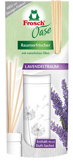 Zobrazit detail výrobku Frosch Oase aroma difuzér Levandule 90 ml