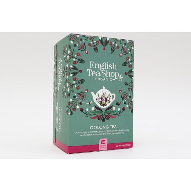 Zobrazit detail výrobku English Tea Shop Oolong čaj 20 sáčků