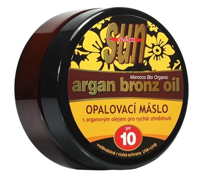 Zobrazit detail výrobku SunVital Argan Bronz Oil opalovací máslo SPF10 200 ml
