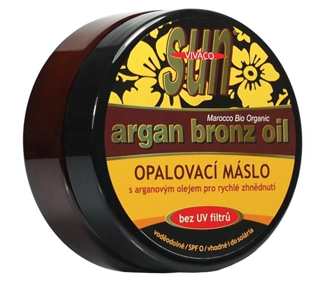 Zobrazit detail výrobku SunVital Be Bronze opalovací máslo pro rychlé zhnědnutí 200 ml