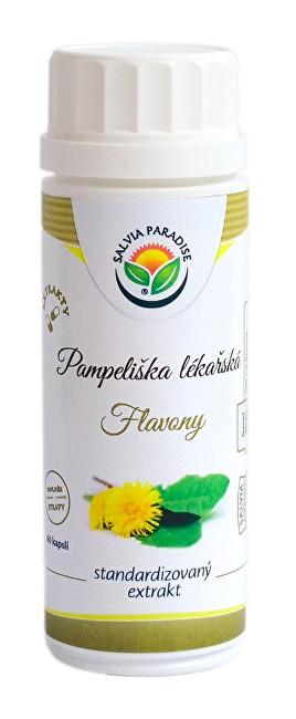 Zobrazit detail výrobku Salvia Paradise Pampeliška lékařská standardizovaný extrakt 60 kapslí