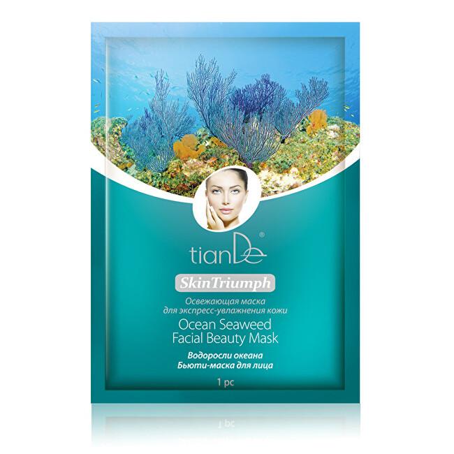 Zobrazit detail výrobku tianDe Pleťová maska s mořskými řasami 1 ks