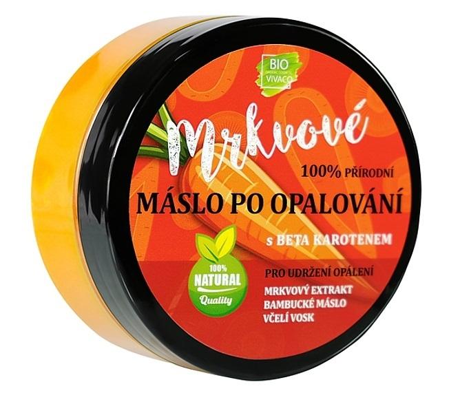 Zobrazit detail výrobku Vivaco Přírodní mrkvové máslo po opalování 150 ml