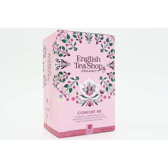 Zobrazit detail výrobku English Tea Shop Pro Pohodlí 20 sáčků