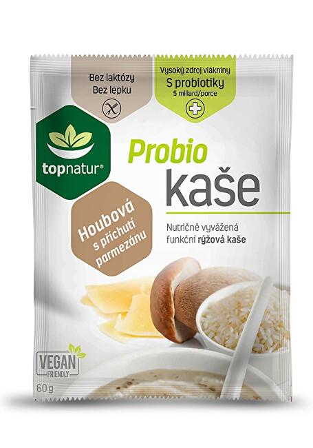 Zobrazit detail výrobku Topnatur Probio kaše houbová s příchutí parmezánu 25 x 60 g