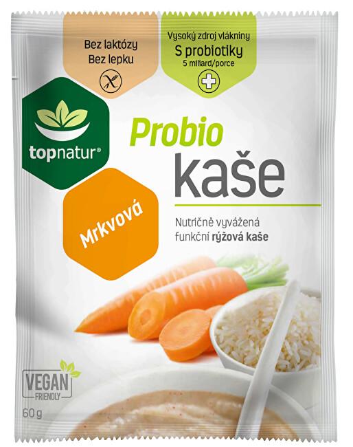 Zobrazit detail výrobku Topnatur Probio kaše mrkvová 25 x 60 g