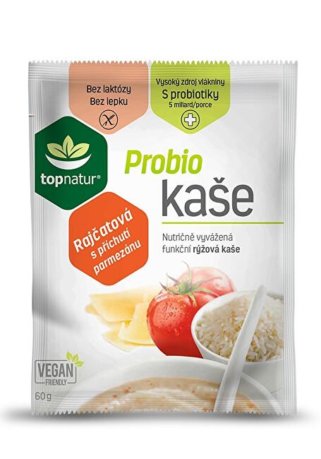 Zobrazit detail výrobku Topnatur Probio kaše rajčatová s příchutí parmezánu 25 x 60 g