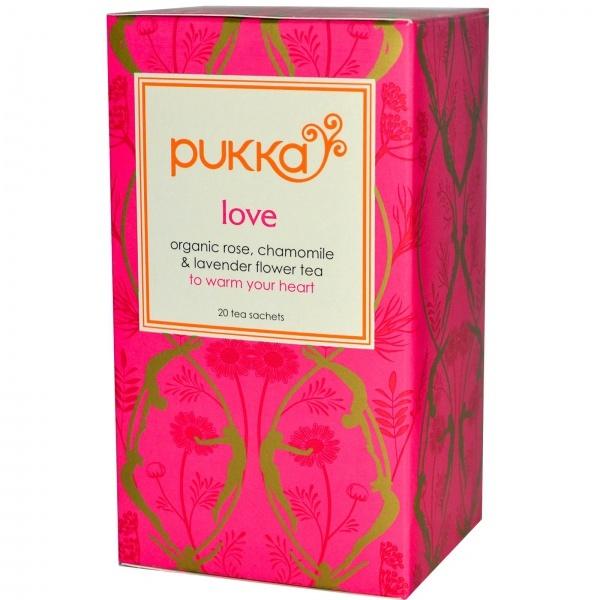 Zobrazit detail výrobku PUKKA Pukka Love