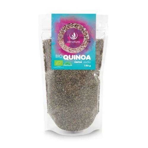 Zobrazit detail výrobku Allnature Quinoa černá vločky BIO 150 g