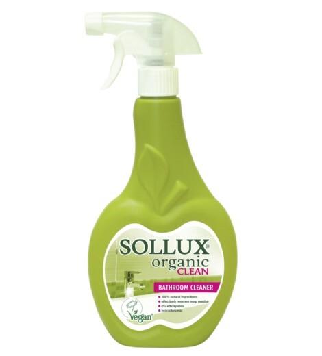 Zobrazit detail výrobku Sollux Organic Clean Sollux Organic Clean na koupelny 500 ml