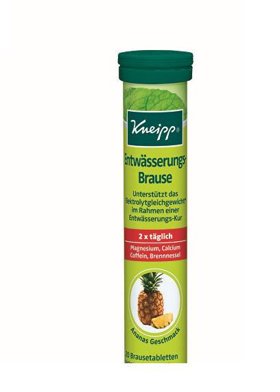 Zobrazit detail výrobku Kneipp Šumivé tablety na podporu odvodnění 20 ks