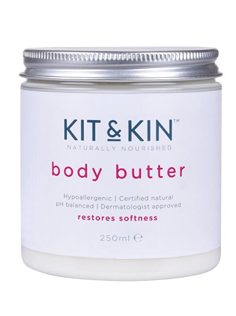 Kit & Kin Tělové máslo 250 ml