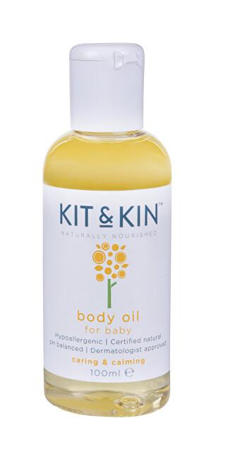 Kit & Kin Tělový olej 100 ml