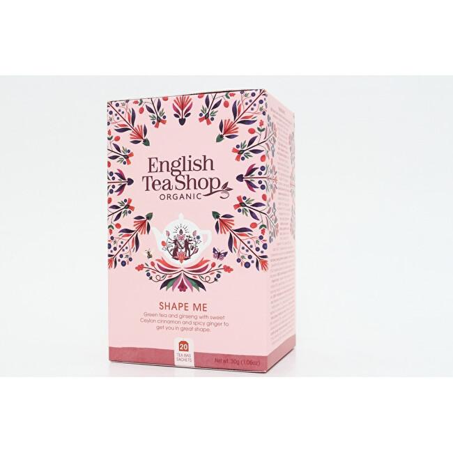Zobrazit detail výrobku English Tea Shop Tvaruj mě 20 sáčků